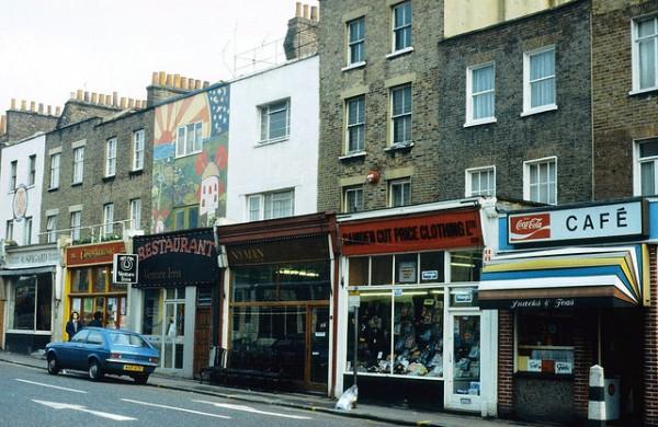 Camden 1970s