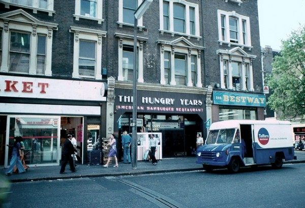 seventies london