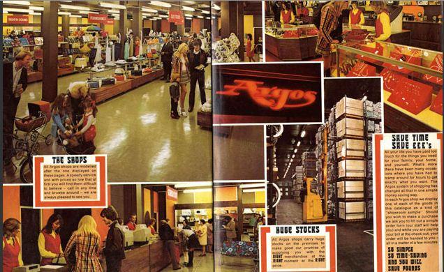 Argos 1976 Catalogue