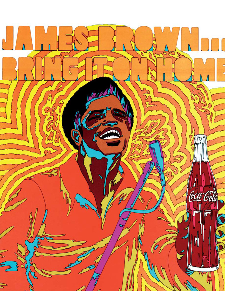 "Image result for ""james brown"" ""coca cola"""