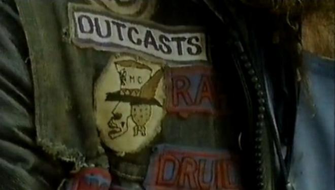 The Outcasts 1985 East Anglian Biker Gang Documentary
