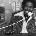 Barry White Recording Session Outtakes