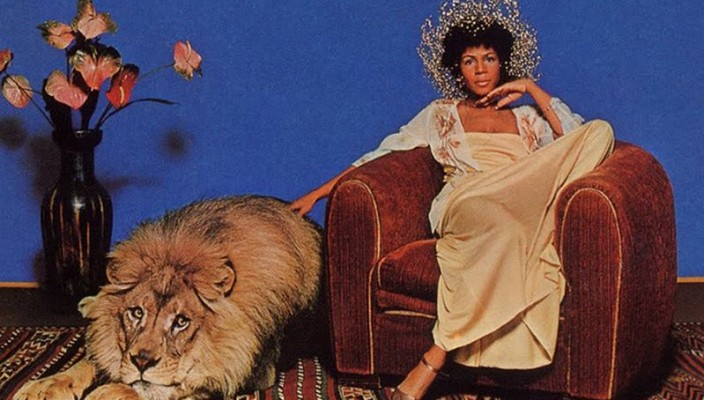 Minnie Riperton Attacked By Lion Voices Of East Anglia