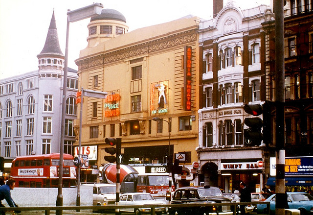 Astoria London 1978