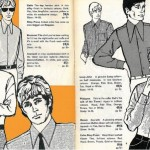 Modern Man in Carnaby Street &#8211; 1960s Catalogue