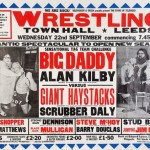 Good Afternoon Grapple Fans &#8211; British Wrestling Posters