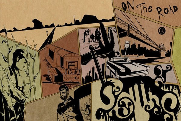 Jack Kerouac- On the road