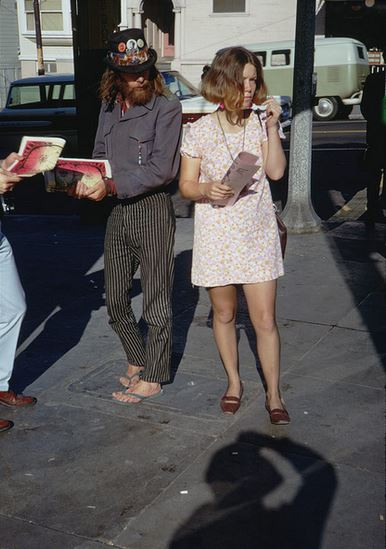 001 Haight Street Hippies