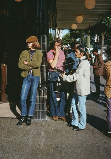 004 Haight Street Hippies