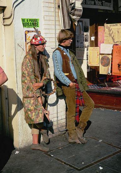005 Haight Street Hippies