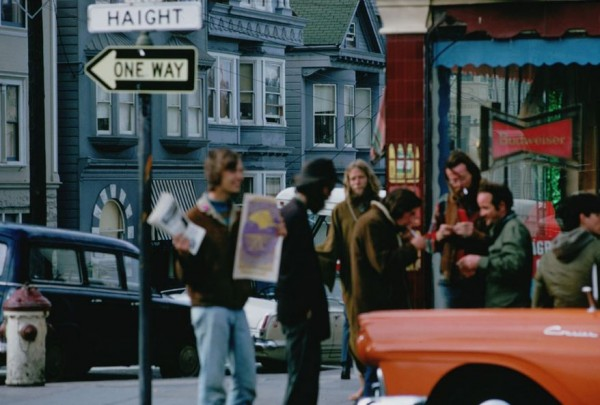 008 Haight Street Hippies