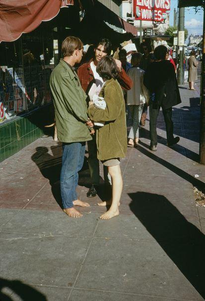 016 Haight Street Hippies
