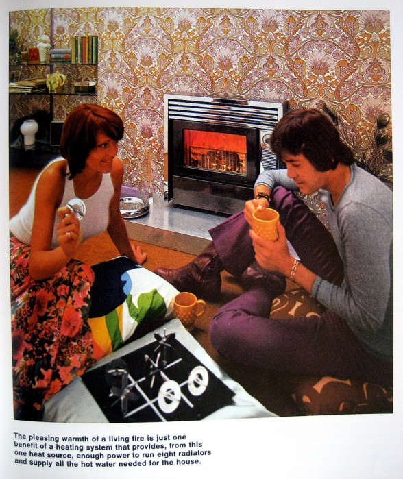 1970s home design book