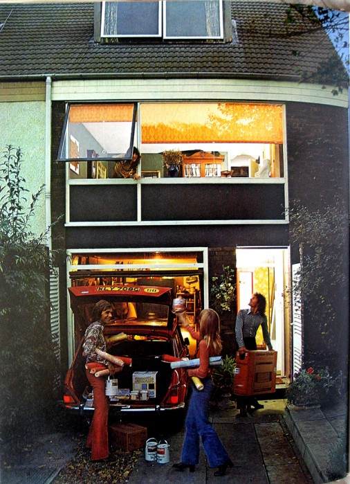 Your Beautiful Home on a Budget 1970s Book