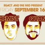 Cut Chemist and Quantic Interviews