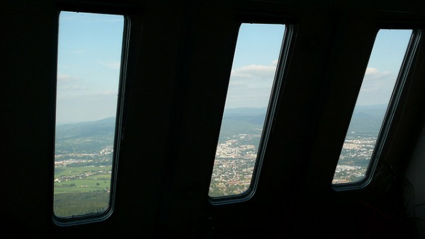 Hotel Jested Window