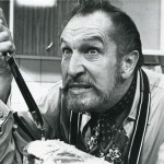 Cooking with Vincent Price