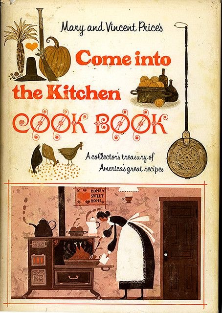 vincent price cooking book
