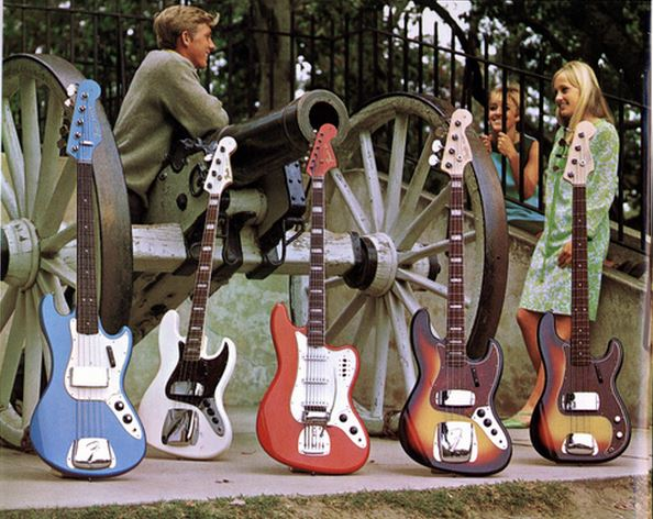 Fender Catalogue 1968 002