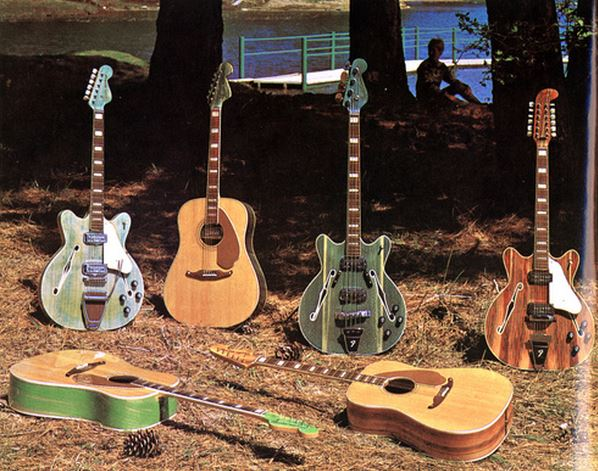 Fender Catalogue 1968 006