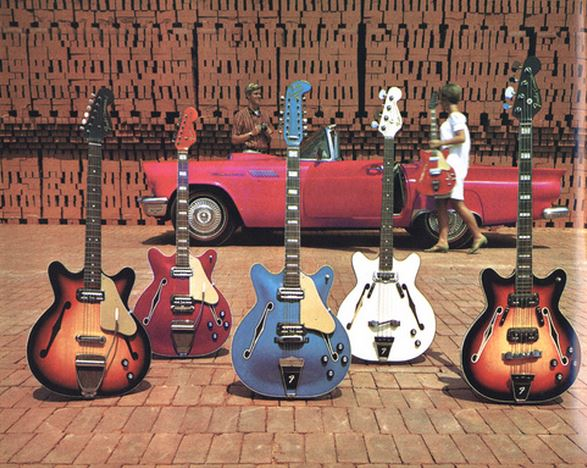 Fender Catalogue 1968 007