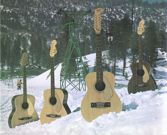 Fender Catalogue 1968 009