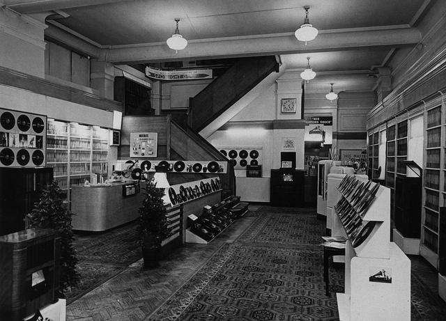 HMV Training Shop