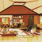 Popular Science Leisure Homes Book. 70s Design