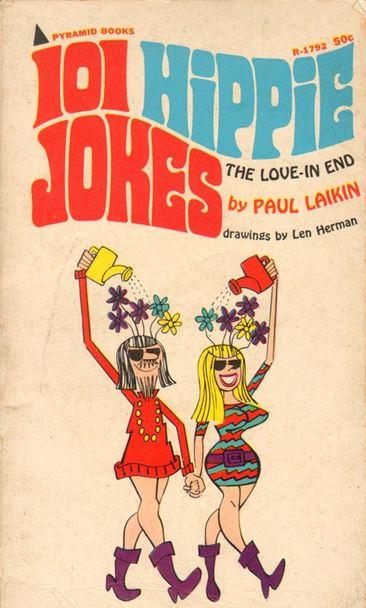 101 Hippie Jokes