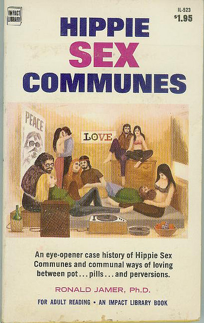 Hippie Sex Communes