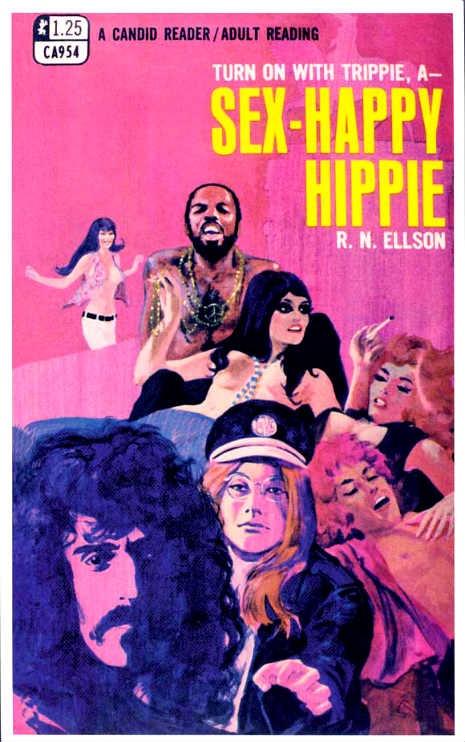 Hippy book