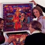 Shot In The Dark – Groovy Pinball Machine Art
