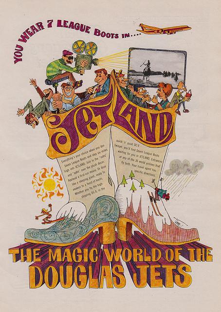 Psychedelic Jetland Advert