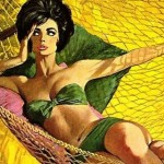 Robert McGinnis – Groovy Book Covers