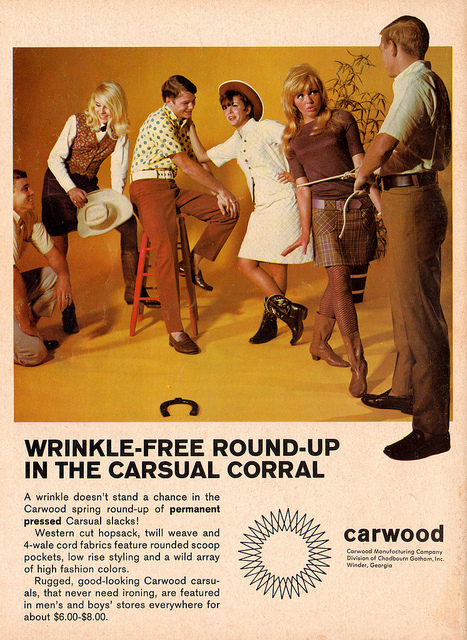 Carwood 1960s Advert