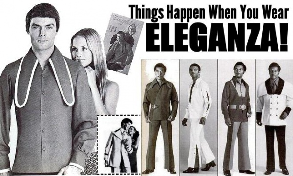 Eleganza Extravaganza - Superfly 70s Fashion