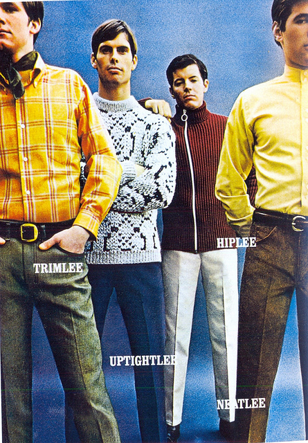 Lee Jeans 1960s Advert