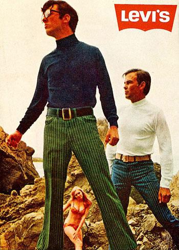 Levis 1960s Advert