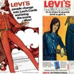 Swinging Blue Jeans, Cords and Slacks – Retro Adverts