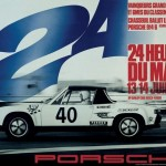 &#8216;Ello John. Got A New Motor &#8211; Retro Porsche Posters