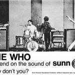 The Who (and Others) Sell Out