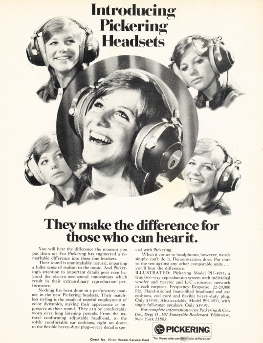 pickering Headphones