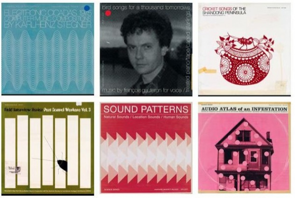Faux Design Record And Book Covers Voices Of East Anglia