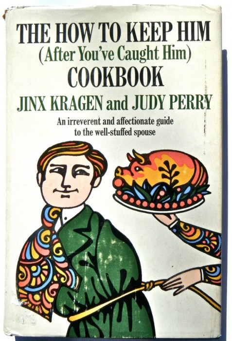 How to keep him cookbook