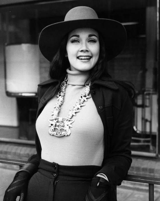 Lynda Carter 1970s