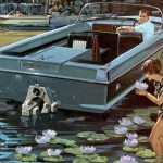 Messin&#8217; About On The River &#8211; 1960s Boat Brochure