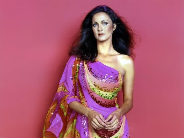 Model Lynda Carter