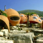 Pierre Cardin's Bubble House