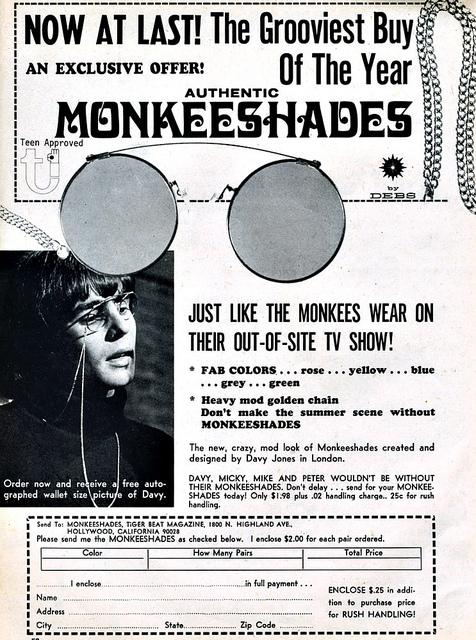 Monkeeshades