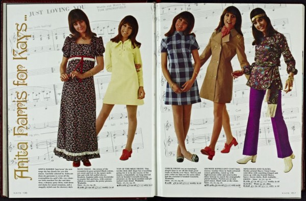 Anita Harris Kays Catalogue